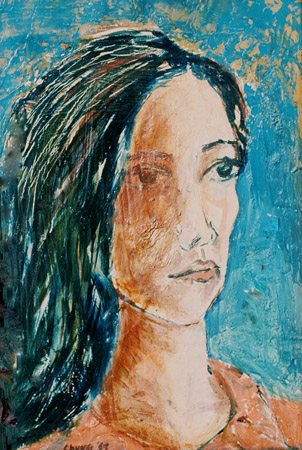 Self Portrait 1968
